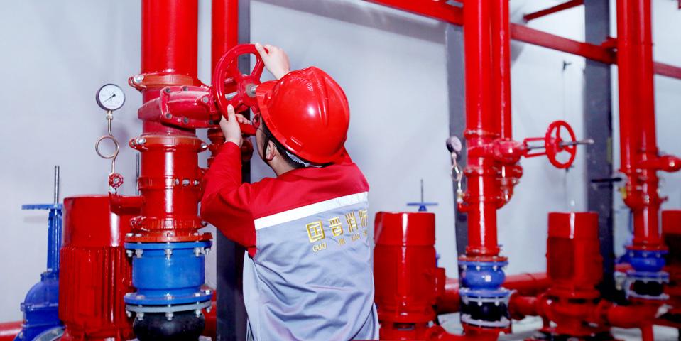 消防工程系统 整体解决方案服务商