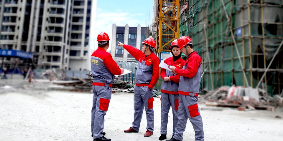 99%项目一次性通过消防验收
