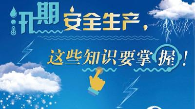 无惧水灾,安心度夏--四川国晋消防