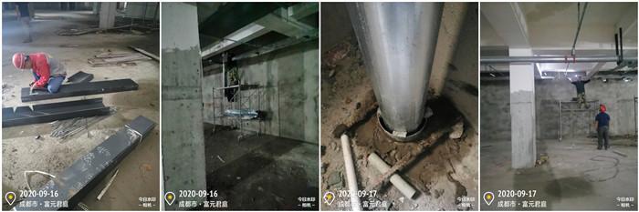 9月16日 富元君庭项目--李玉700