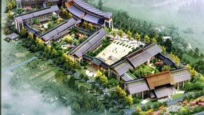 都江堰市社会综合福利院项目-国晋消防工程案例