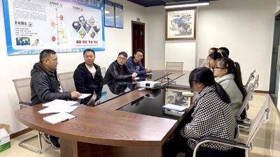 上海挪亚检测认证有限公司对国晋消防三体系进行监督复审