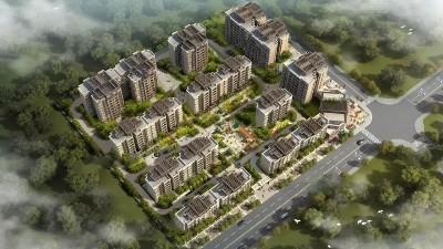 都江·懿府小区项目-国晋消防工程案例