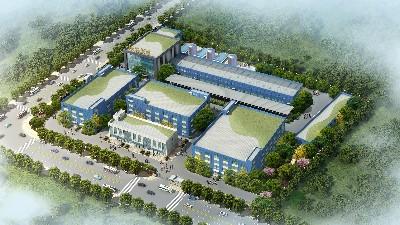 成都市岷安生物项目-国晋消防工程案例