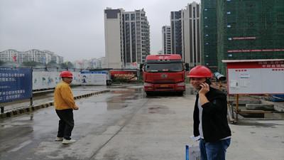 一周飞逝,施工动态正在进行中--四川国晋施工动态