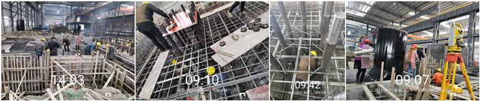 4月16日 长峰轧钢厂-700