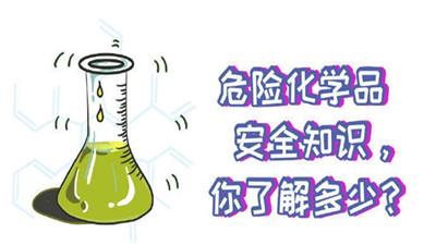 安全使用危险化学品--四川国晋消防