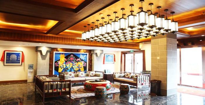 汶川尔玛阳光谷地酒店2